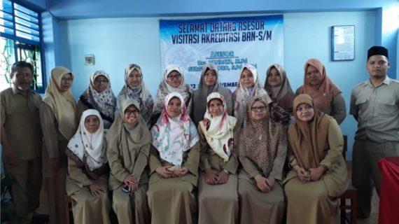 Dewan Guru MTs Muhammadiyah Gedongtengen Yogyakarta