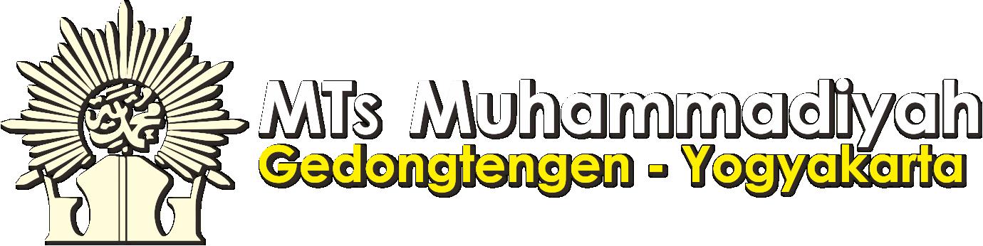 MTs Muhammadiyah Gedongtengen Yogyakarta