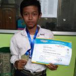 MTs Muhammadiyah Gedongtengen Meraih Juara II pada Open Turnamen Pencak Silat