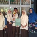 JUARA III KOMPETISI MAPEL UN BKM MTs Muhammadiyah Propinsi DIY